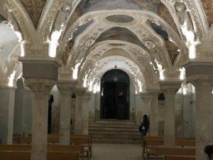 avellino.spettacolo multisensoriale 300x225 - 29 maggio ad Avellino uno spettacolo multisensoriale alla Cripta del Duomo