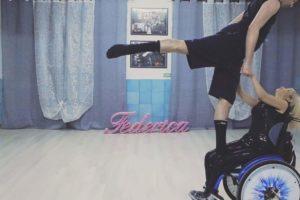 Federica Bambaci - ballerica con disabilità