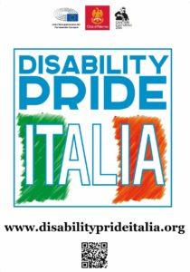 disability pride 210x300 - Dal 8 al 10 Luglio Palermo e New York unite per il Disability Pride