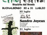 etnofestival 160x120 - Libera Cittadinanza Onlus avvia un nuovo progetto per il turismo accessibile a Roma