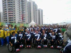 Paralimpiadi Italia Rio 2016