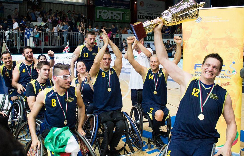 Sosteniamo il Santa Lucia Basket. Una storia di successi non deve finire!!
