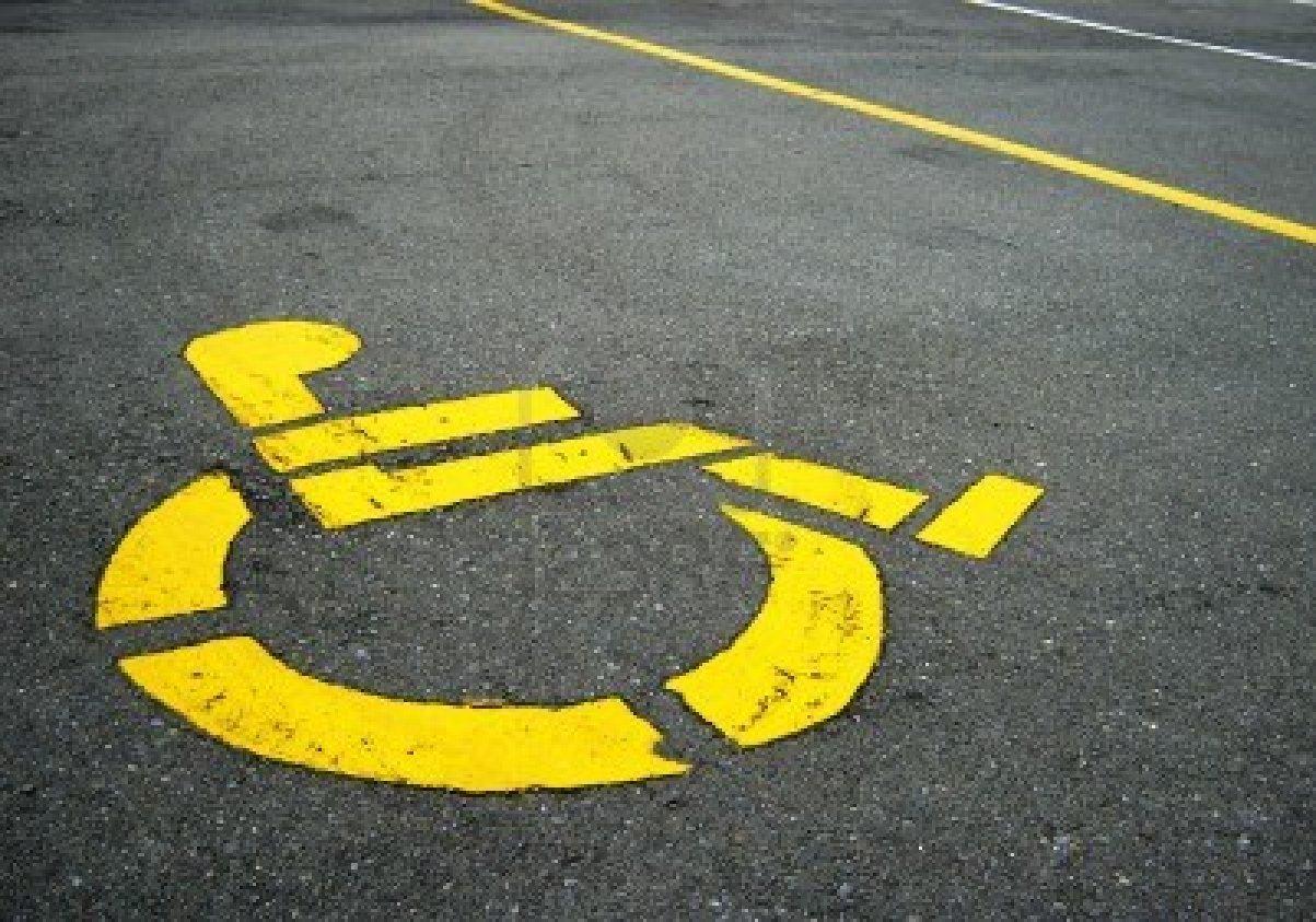parcheggi disabili - E' Alessandria la città candidata all' Access City Award 2017