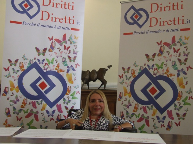Simona Petaccia - Diritti Diretti