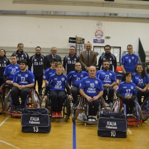 italia wheelchair handball 300x300 - WHEELCHAIR HANDBALL EUROPEAN NATIONS' TOURNAMENT IN SVEZIA:  IL TEAM LIBERTAS PERUGIA SI VESTE D'AZZURRO