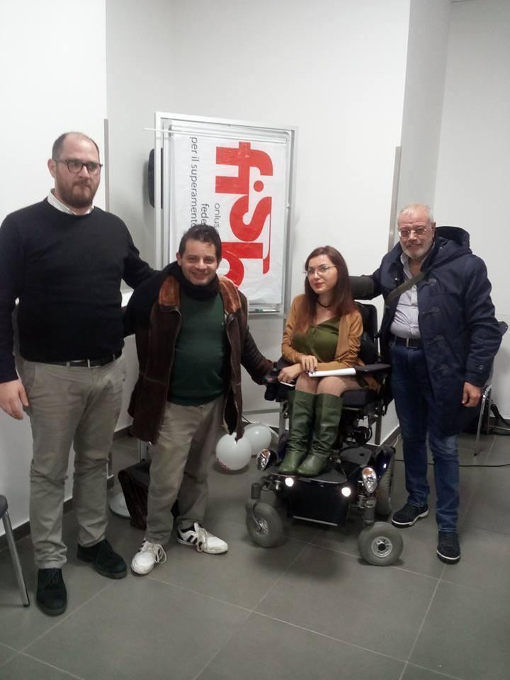 Congresso Fish Campania: 26 associazioni unite per cambiare le politiche sulla disabilità