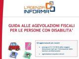 guida disabili agevolazioni fiscali 160x120 - Dora una Voce per un Aiuto - Puntata del 12 febbraio 2017