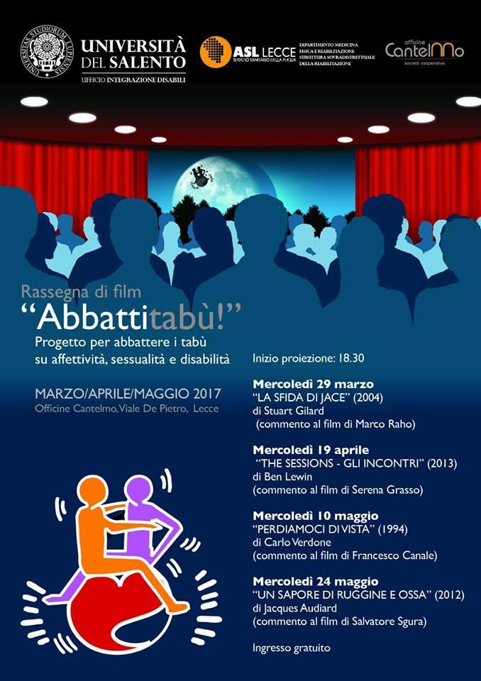 Abbattitabù - Università del Salento