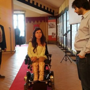 """accessibilità museo castelli casalbore 9 300x300 - Convegno Casalbore (Av), """"Le aree rurali in cammino verso lo sviluppo turistico"""". Partecipa ItaliAccessibile"""