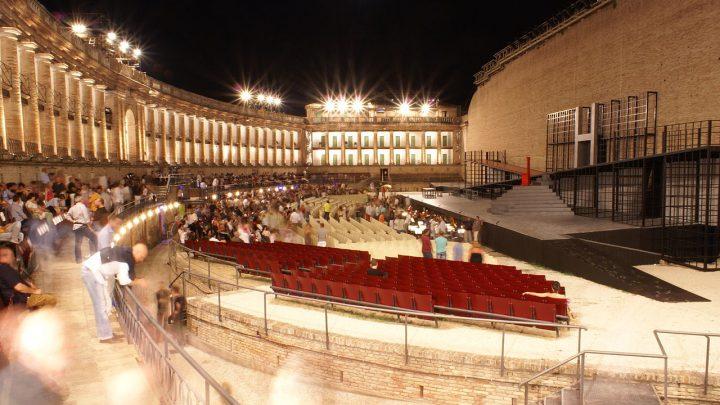 I Servizi di Accessibilità per l'Opera Festival 2017 di Macerata