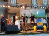 Annalisa Minetti Maurizio Castelli Emiliano Malagoli 160x120 - No Limits Pergine Festival. Spettacolo aperto accessibile