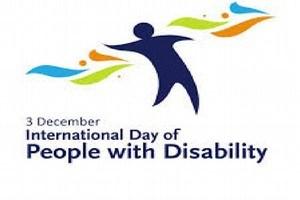 3 dicembre 2017 : Giornata Internazionale delle Persone con Disabilità