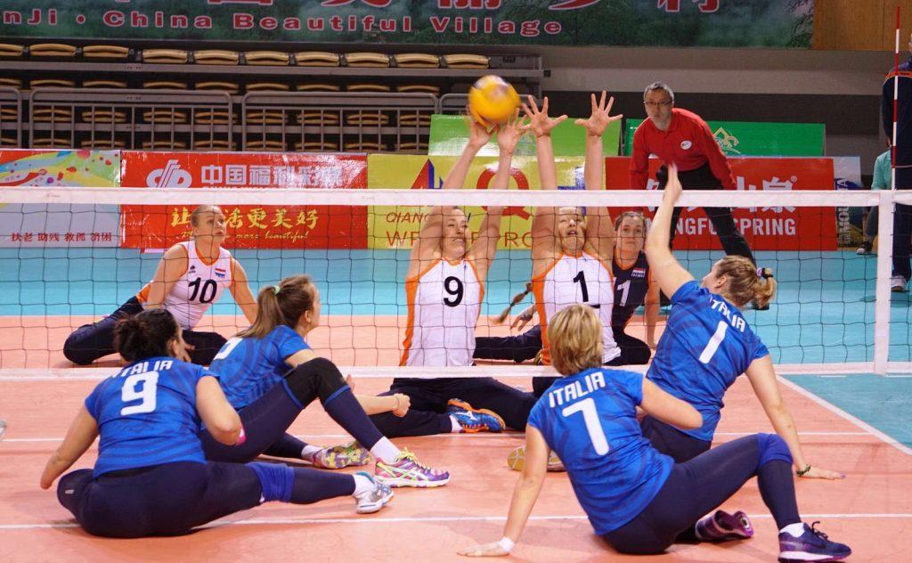 Nazionale Femminile SittingVolley 1024x632 - Sitting Volley: le nazionali azzurre in campo il 27 marzo nelle Qualificazioni Mondiali