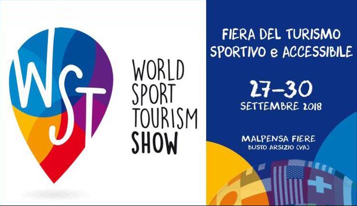 """World Sport Tourism Show Malpensa Fiere - """"Torino. Verso una città accessibile"""" : 170 appuntamenti sull'accessibilità"""