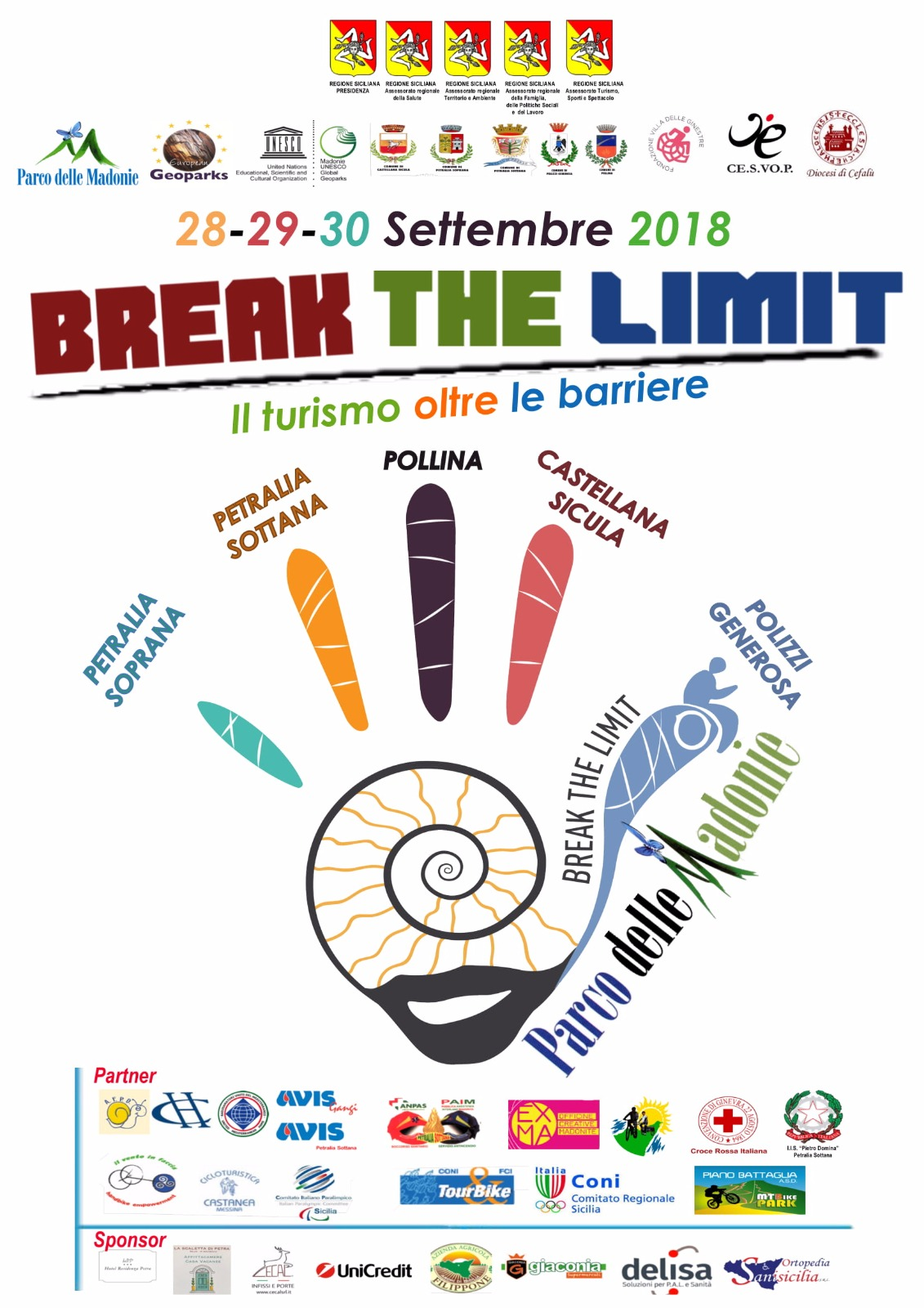 break the limit turismo oltre le barriere - WST-Show, Fiera internazionale del Turismo Sportivo e Accessibile a Malpensa Fiere