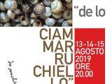 """manifesto ciammarruchiello2019 160x120 - RECENSIONE AL LIBRO """"DALL' ALTRA PARTE DELL' ETICHETTA"""" DEL DOTT. CECERE"""
