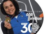 """rossana pasquino telethon 1 160x120 - """"Happy Run for Christmas"""": in 600 al via per aiutare la disabilità!"""
