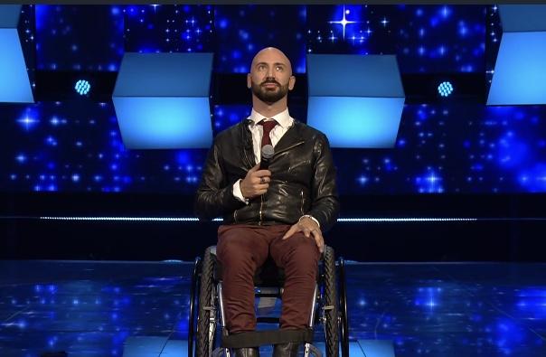 Il cantante Federico Martello tra i vincitori del Premio Filantropico Governo Russo