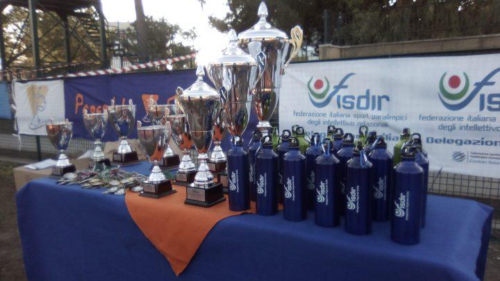 Atletica paralimpica Fisdir: disputati a Siracusa il 2° Campionato Individuale e il Campionato finale di Società