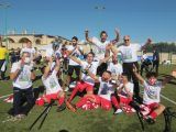 Vicenza, campione d'Italia Calcio amputati (Foto Agostino Quaranta)