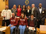 Sport paralimpico: approvata dal Consiglio dei Ministri la legge che dà accesso agli atleti nei Gruppi militari e nei Corpi civili dello Stato