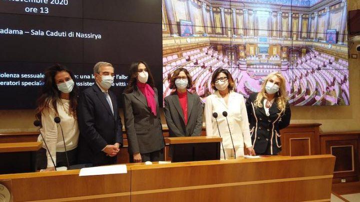 Giusy Versace: contro il femminicidio, un altro passo avanti