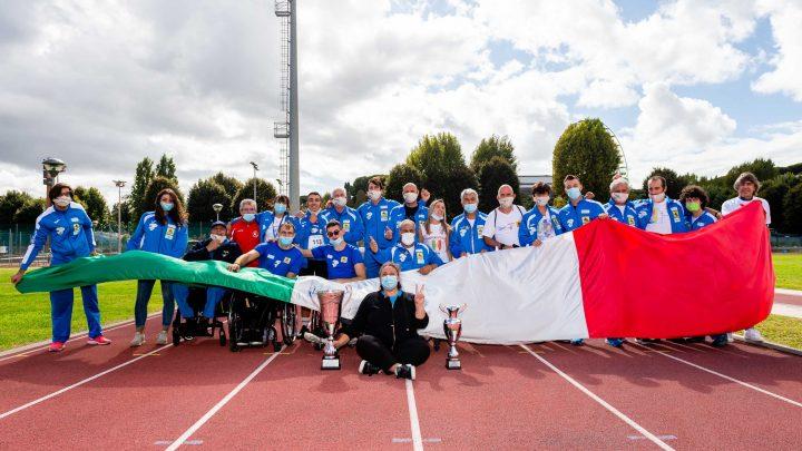 Atletica paralimpica, campionati Societari Roma: titoli tricolori giovanili a Sempione 82 e Polisportiva Luna e Sole