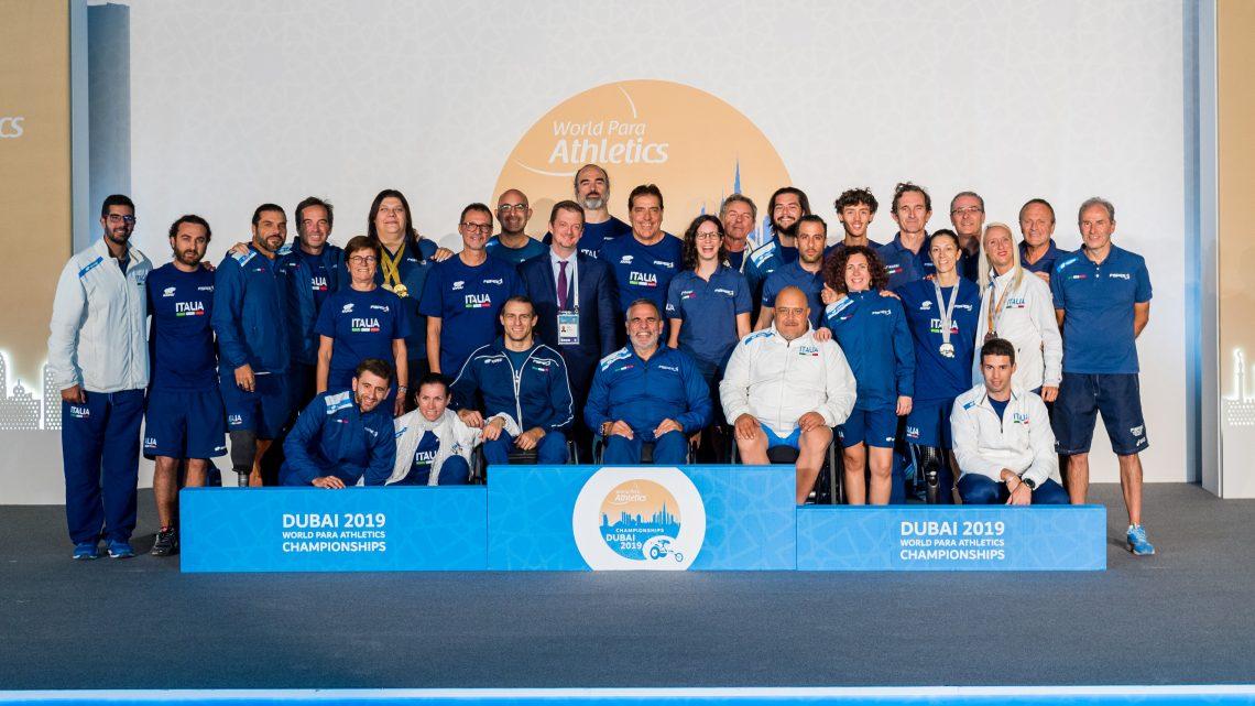 Atletica leggera paralimpica Fispes: ufficializzato il calendario del 2021