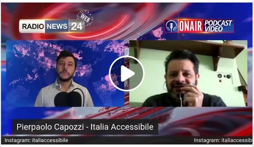 Intervista a Pierpaolo Capozzi su Radio News 24 #LIVESOCIAL