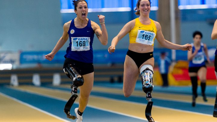 Atletica paralimpica Fispes: al via ad Ancona gli Assoluti indoor e lanci invernali con Caironi, Contrafatto, Minetti in gara