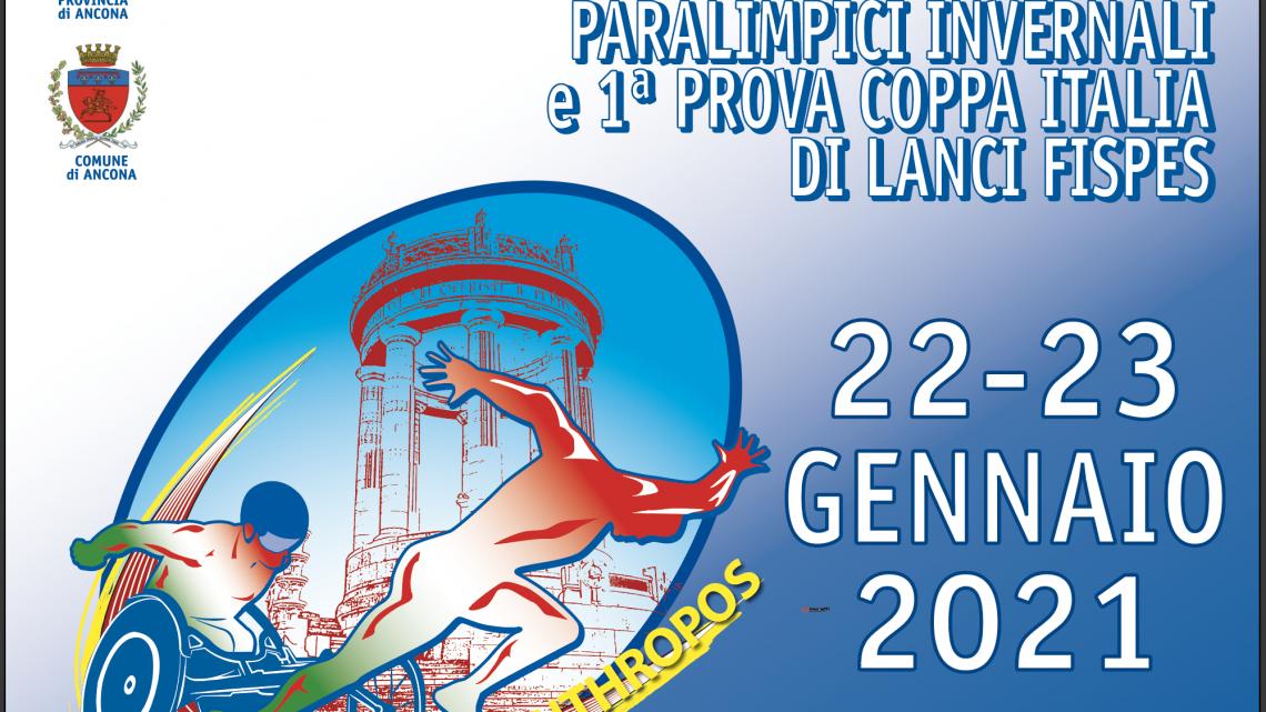 Atletica paralimpica Fispes: da Ancona, parte la stagione invernale ed indoor di lanci