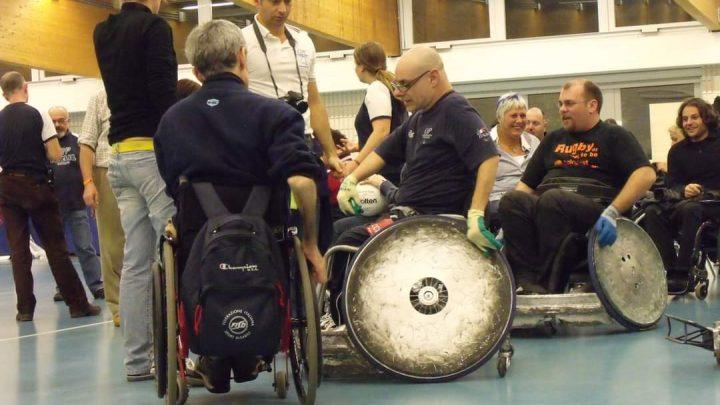 Sport paralimpico Fispes, Rugby in carrozzina: la disciplina, in Italia, compie 10 anni