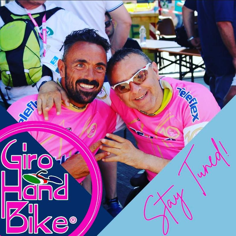 Giro Handbike 2021
