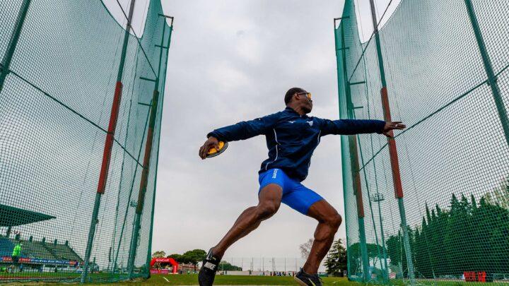 Atletica paralimpica Fispes: Jesolo, Tapia leader mondiale dell'anno nel disco, Dotto record nei 400 a chiusura del Grand Prix