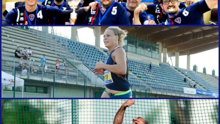 Sport Fispes: al Padova la SuperCoppa italiana di Rugby in carrozzina. Record azzurri per Tonetto nel disco e Petrillo nei 400