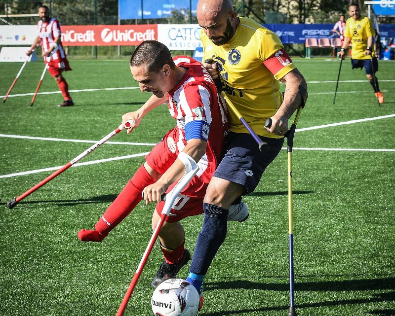 Calcio amputati Fispes: da oggi, gli Azzurri in raduno a Formigine (MO)