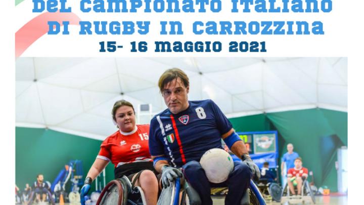 Rugby in carrozzina Fispes: al via da Concesio (BS) il Campionato Italiano 2021