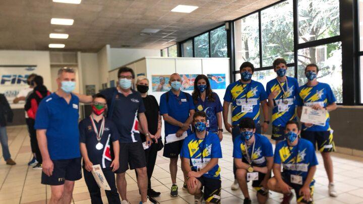 Nuoto paralimpico FISDIR Verona: Negro oro 50 stile, Ramondo oro nei 100 dorso e bronzo nei 50 dorso