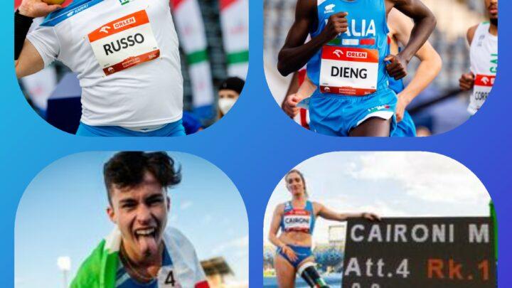 Atletica paralimpica, Europei di Bydgoszcz: gran finale anticipato dall'oro per Caironi, bronzi per Bagaini nei 400, Russo nel peso e Dieng nei 1500