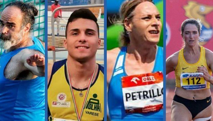 Atletica paralimpica Fispes, inarrestabile Caironi a Nembro, record italiani per Petrillo e Tonetto e PB per Vicco