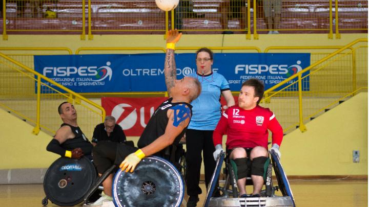 Rugby in carrozzina Fispes: Padova resta al vertice del Campionato