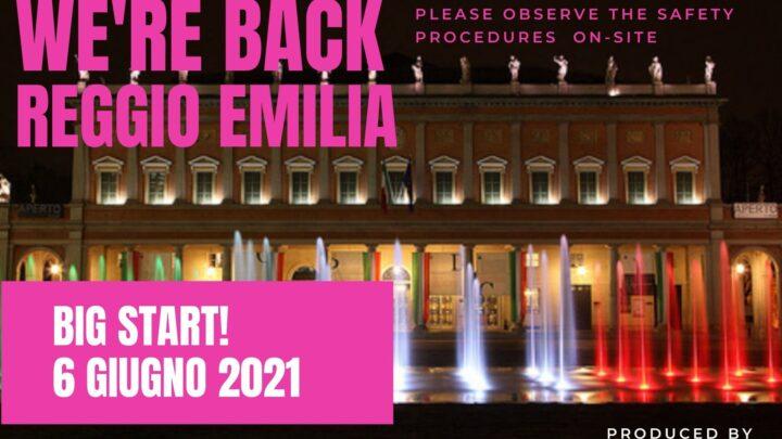 Giro Handbike 2021: prima tappa a Reggio Emilia il 6 giugno