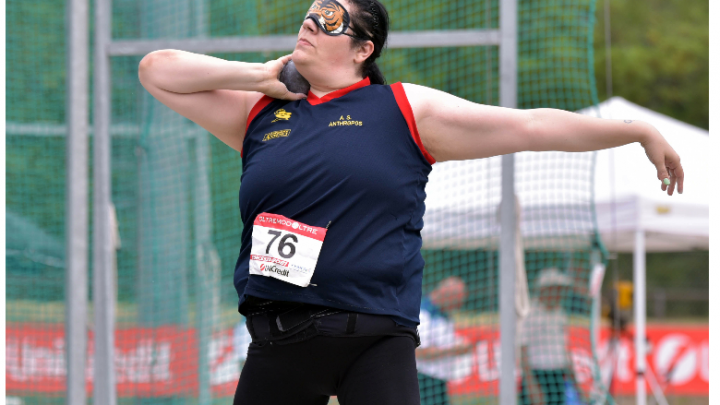 Atletica paralimpica Fispes, Assoluti di Concesio: 15,25 nel peso, super rientro per Assunta Legnante