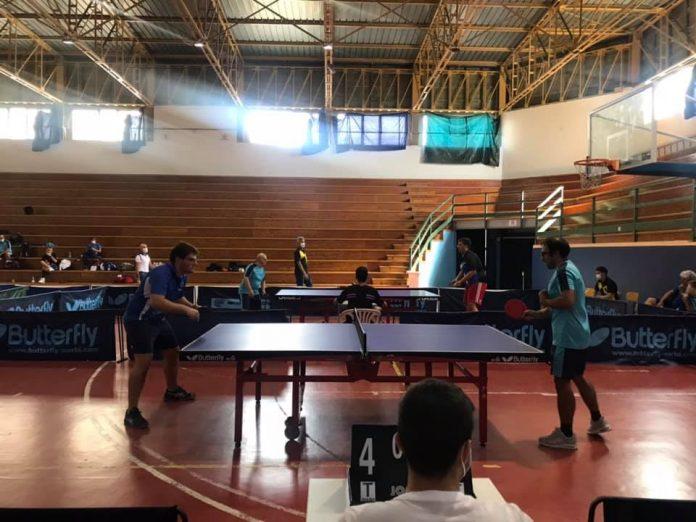 Tennistavolo Fisdir, Campionati Italiani a squadre Reggio Calabria: Radiosa e Mimì Rodolico al vertice