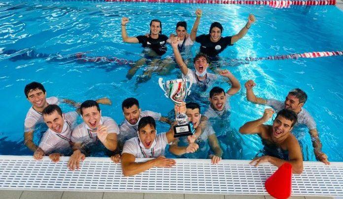 Pallanuoto Fisdir: Delfini Blu Campioni d'Italia Fisdir a Grottaglie (TA)