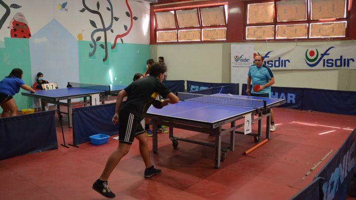Tennistavolo Fisdir: al Massimino di Catania la finale del Campionato Regionale Individuale