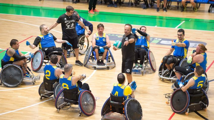 Rugby in carrozzina Fispes: doppia vittoria di Campionato per i Mastini Cangrandi Verona